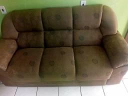 Vendo dois sofá