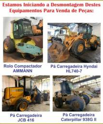 Peças do Rolo compactador AMMANN