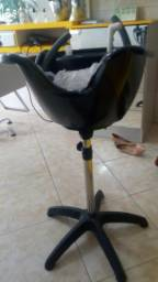 Lavatório pra cabelo portátil