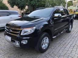 Ford Ranger Limited Multimídia Automático 2014 - 2014