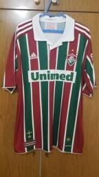 Camisa do Fluminense da marca ADIDAS original. Tamanho GG nunca foi usada 64500856eca62
