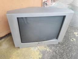 Tv de tubo 29 polegadas philco.sem controle.