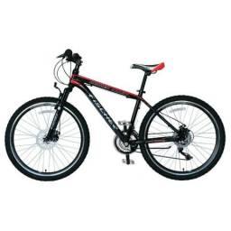 Bicicleta Runner Alloy 21 Marchas Aluminio NOVA 0km