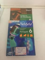 Portugues Télaris 6 Ano 1 primeiro uso