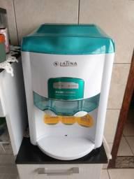 Purificador de água / Filtro marca Latina - Natural e Gelada