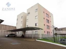 Apartamento com 2 dormitórios para alugar, 46 m² por R$ 600/mês - Conjunto Residencial Cid