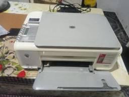 Impressora Photosmart C-3180 all in one, excelente estado de conservação e funcionamento