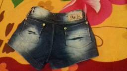 Short 15 reais