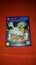 Jogo de ps4 do Naruto Shippuden 4