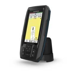 GPS Garmin Striker Plus 4 com Transdutor de Feixe Duplo