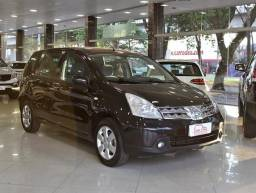 Nissan Livina 1.8 SL 4P FLEX AUT
