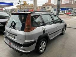 Peugeot 206 SW Repasse SW 1.6 escapade