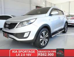 Kia Motors Sportage LX 2.0 16V/ 2.0 16V Flex  Aut. 2014 Flex