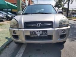 Hyundai tucson 2008 2.7 mpfi gls 24v 175cv 4wd gasolina 4p automÁtico