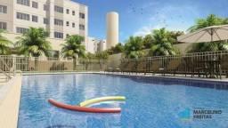 Apartamento com 2 dormitórios à venda, 42 m² por R$ 158.000,00 - Eusébio - Eusébio/CE