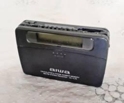 Raridade Radio Calculadora Aiwa Cr-tl70 (leia A Descrição)