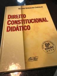 Livro: Direito Constitucional Didático