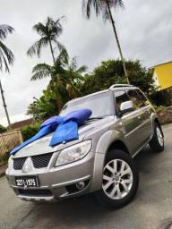 Pajero tr4 2.0 flex 4x2 2012 manual