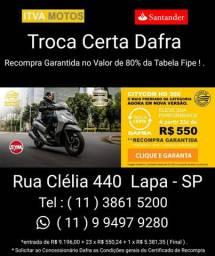 Dafra Citycom HD 300 20/21 0 Km . Troca Certa Dafra