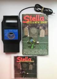 Supercharger Arcadia Para Atari 2600 +stella Cd+jogos+manual comprar usado  São Paulo