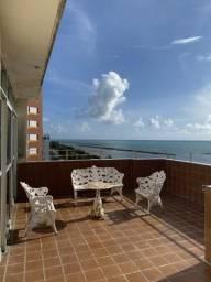 Vendo cobertura na Beira Mar de Olinda R$600.000. Aceitamos troca por apartamento menor