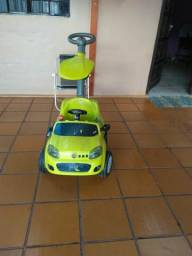 Carrinho smart pedal fiat uno