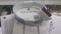Cabo Dados Usb Iphone 3,4s,Ipad Ipod comprar usado  Campo Grande