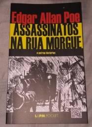 Livro: Assassinatos Na Rua Morgue (livro de bolso) - Autor: Edgar Allan Poe comprar usado  São Paulo