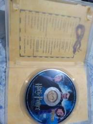 Coletânea completa DVDs saga Harry Potter
