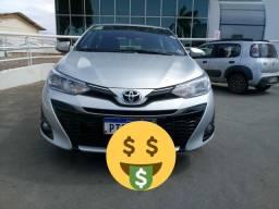 Toyota Yaris XLS 2019/2020 Flex 16V 1.5 Aut. Ligue: * zap
