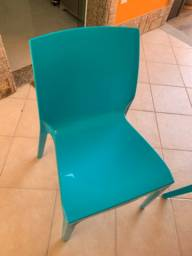 04 cadeiras Tramontina