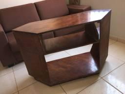Sofá e rack