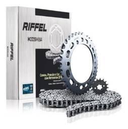 Kit De Transmissão Titan 160 Riffel Top