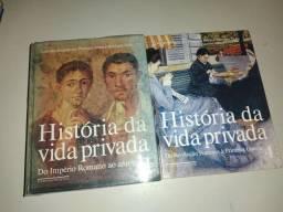 Coleção História Da Vida Privada - Philippe Aries E Georges