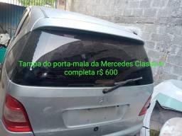 Tampa do porta-mala da Mercedes Classe A completa r$ 600