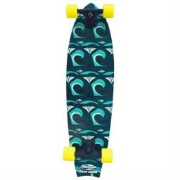 Skate Longboard Cruiser Mormaii fishtail Abec 7