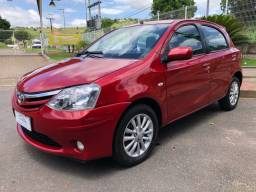 Toyota / Etios 1.5 xls RARIDADE