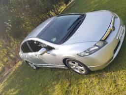 Honda Civic lxs 2008 impecável