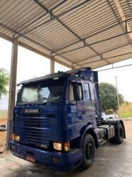 Scania 113 Restaurado Motor Novo