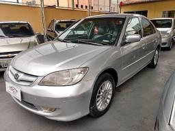Honda Civic Sedan EX 1.7 2004 Automático completo