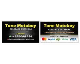 Motoboy Free Lancer
