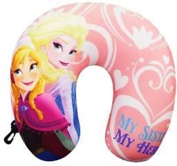 Pescoceira Anna & Elsa My Sister My Hero Frozen - Disney