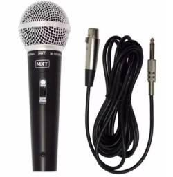 Microfone Mxt M58 c/fio