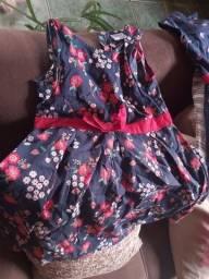 Troco ou vendo Vestido infantil
