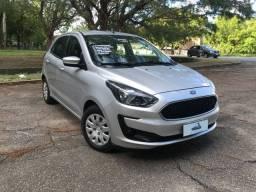Título do anúncio: Ford Ka 2019/2019 1.0 Flex Se Manual Completo!!