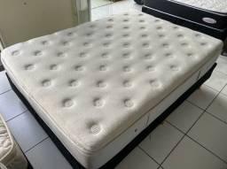 cama CASAL semi nova economia e qualidade