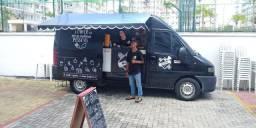 Vendo lindo Food Truck 45.000,00 aceito troca por carro  ou moto
