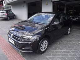 Volkswagen Virtus 1.6 MSI Flex 2019/2020 Preto Cód. 4281