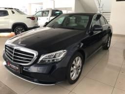 Título do anúncio: Mercedes C180 Excluvise 2019 impecável com 20.000km