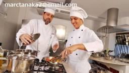 Título do anúncio: Auxiliar de cozinheiro